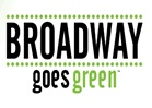 BroadwayGoesGreen